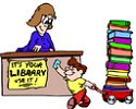 Visit the Elementary Library